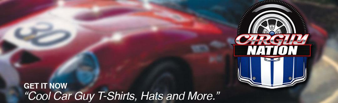 Car Guy Nation Merchandise