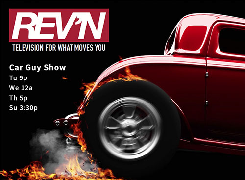 Car Guy Show on Revn