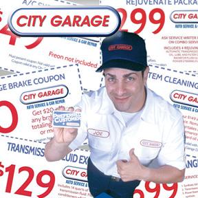 City Garage Dallas