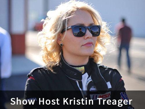 Show Host Kristin Treager