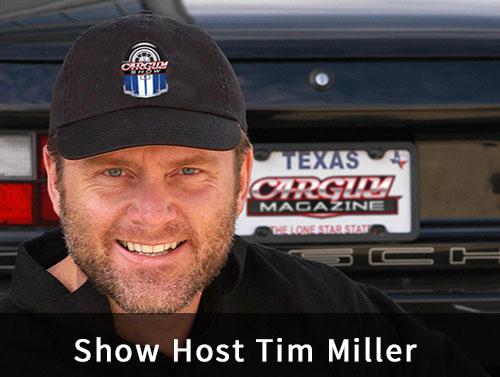Show Host Tim Miller